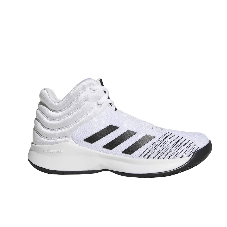 Galleon - Adidas Unisex Pro Spark 2018 K Wide Basketball Shoe 7699048c9ff