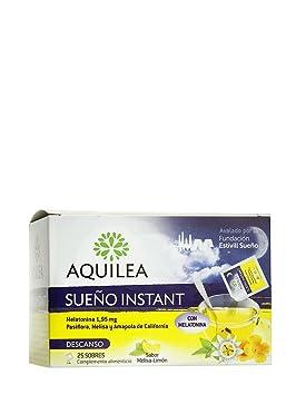 AQUILEA SUEÑO INSTANT 1.95 MG 25 SOBRES: Amazon.es: Salud y cuidado personal