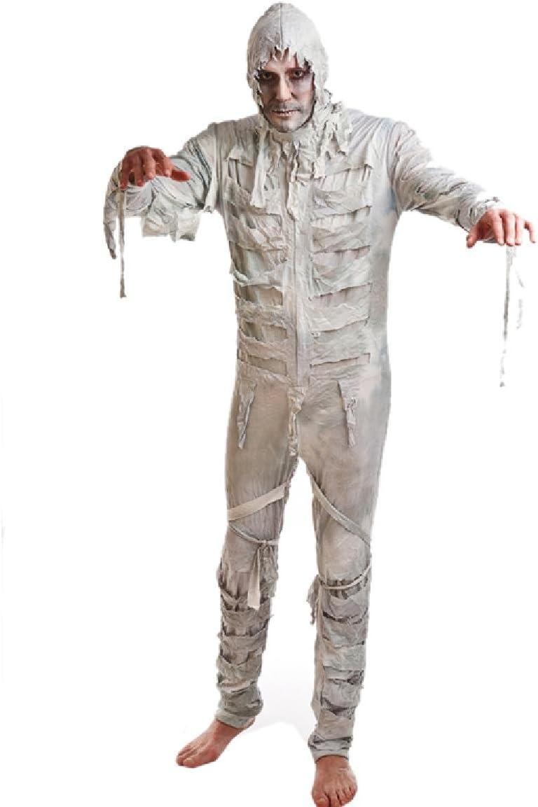 Disfraz de Momia de hombre para Halloween: Amazon.es: Juguetes y ...