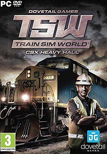 Dovetail Games Train SIM World, CSX Heavy Haul (English) PC: Amazon.es: Electrónica