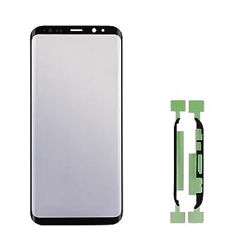 Frontglas Displayglas für Samsung Galaxy S8 inkl.: Amazon.de ...