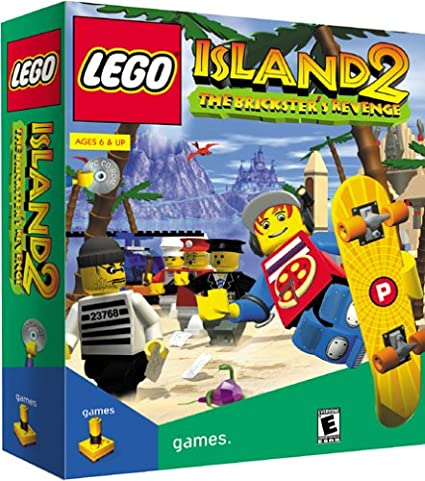LEGO Island 2 - PC by LEGO: Amazon.es: Electrónica