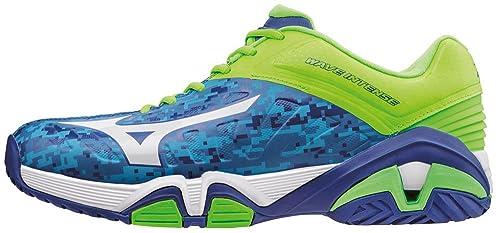 Mizuno Wave Intense Tour AC, Zapatillas de Tenis para Hombre: Amazon.es: Zapatos y complementos