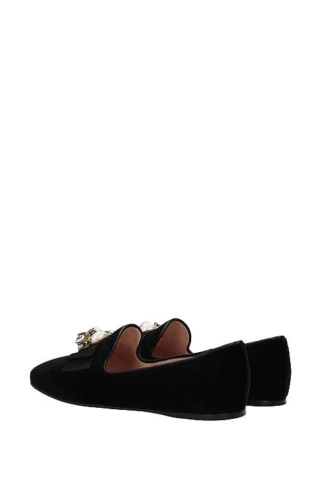 Mocasines Gucci Mujer - Velvet (474491K4D80) EU: Amazon.es: Zapatos y complementos