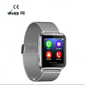 Bluetooth Smart reloj de pulsera deporte podómetro fitness Sport Watch Real Time Heart Rate Monitor Sleep