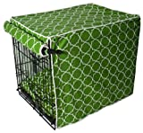 molly mutt title track crate cover, small, My Pet Supplies