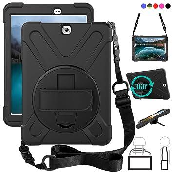 Amazon.com: Galaxy Tab S2 Funda, Dropproof Alto Impacto de ...