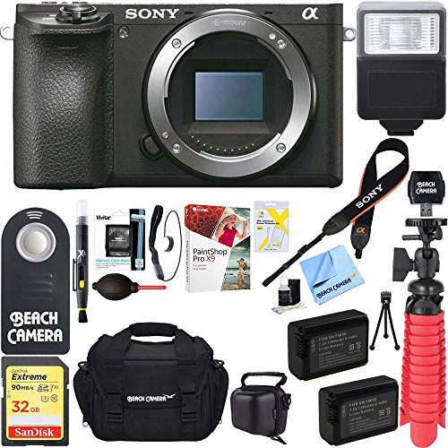 Sony Mirrorless ILCE 6500 Complete Accessory product image