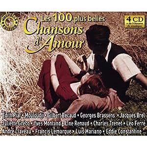 Les 100 Plus Belles Chansons D'Amour
