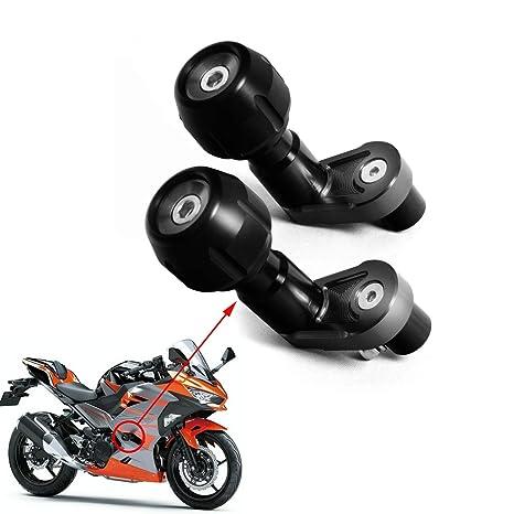 Amazon.com: ZAIXU Motorcycle Accessories Frame Sliders Crash ...