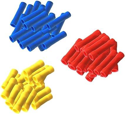 10 St. 1,5...2,5 mm² Stoß-Quetschverbinder