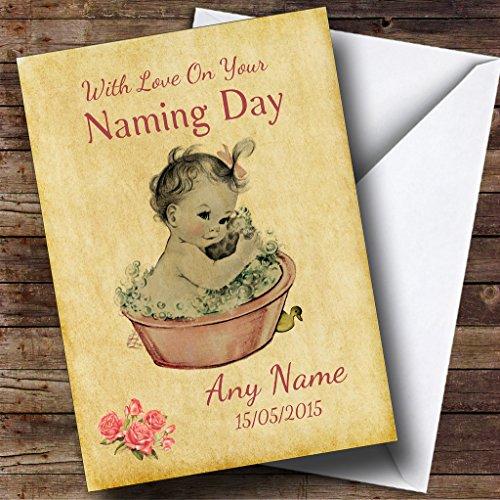 Naming Day Card - 2