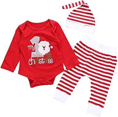 KONFA Toddler Newborn Kids Baby Girls Fall Winter Clothes,Letter Print Long Sleeve Romper Sleep and Play Jumpsuit