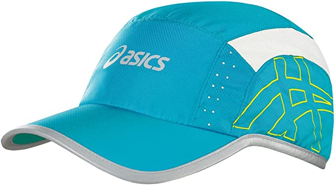 Gorras Asics 332501 azul (Tamaño: 56 cm): Amazon.es: Ropa y accesorios