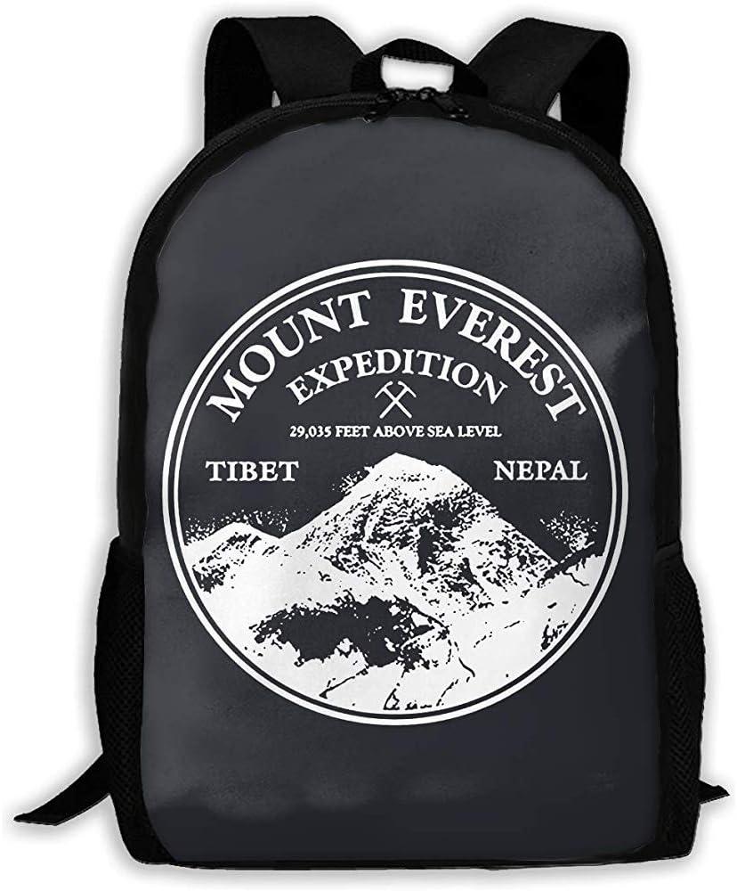 Mochila Portátil, Monte Everest Escalada En Roca Las ...