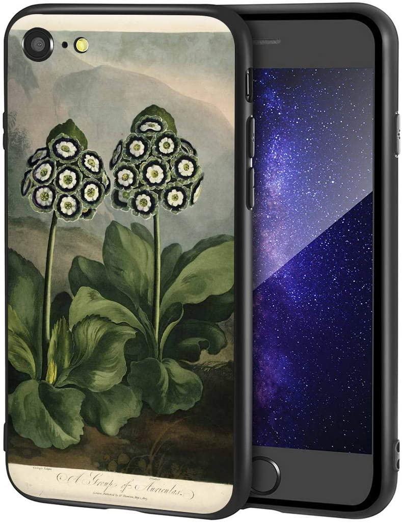 Robert John Thornton for iPhone SE(2020)/iPhone 7/8 ArtCellphoneCase/GicleeUVPrintonMobilePhoneCover(Unknown 132)