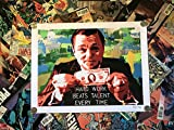 """The Wolf of Wall Street Art Print - 14""""x18"""" Signed by Artist"""