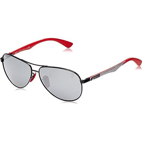 c201efd727 Ray-Ban RB8313M Scuderia Ferrari Collection Polarized Sunglasses