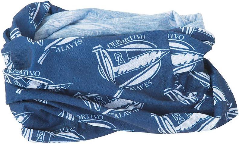 Adultos Unisex Talla /Única Azul Deportivo Alav/és Fans Braga Cuello
