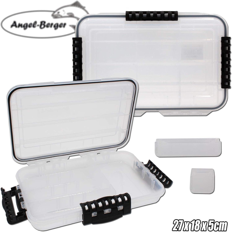 Sakura WP Hook Box 2 Angelbox Zubehörbox Hakenbox Aufbewahrung Angelzubehör