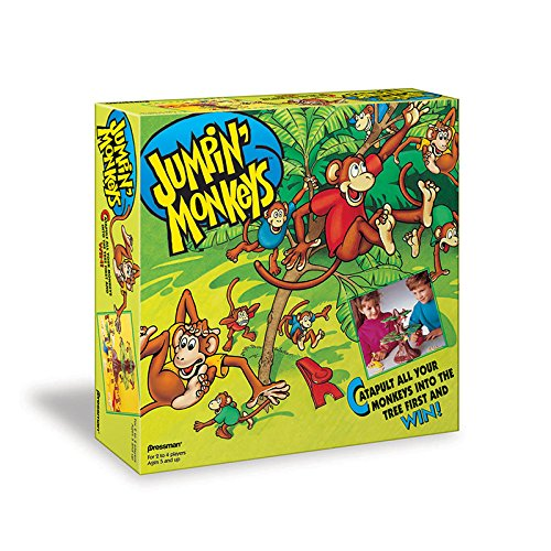 PRESSMAN TOYS JUMPIN MONKEYS GAME