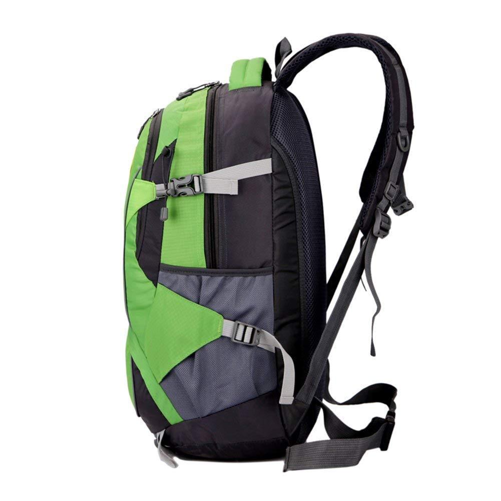 2799ec39be ... Pureed E Donna Uomo Uomo Multifunzionale Outdoor Escursioni Moda Moda  Moda Sport Zaino (Colore verde ...