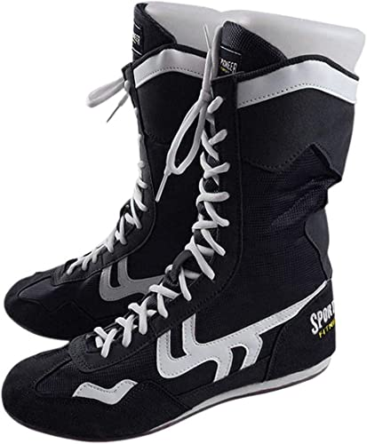 Sport Pioneer High Top Boxing Shoes