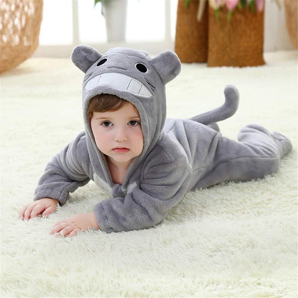 Auspicious beginning Dessin animé Totoro Doux et Confortable Costume de bébé Enfants  en Bas âge pour Dormir  Amazon.fr  Vêtements et accessoires e509a2b78ae