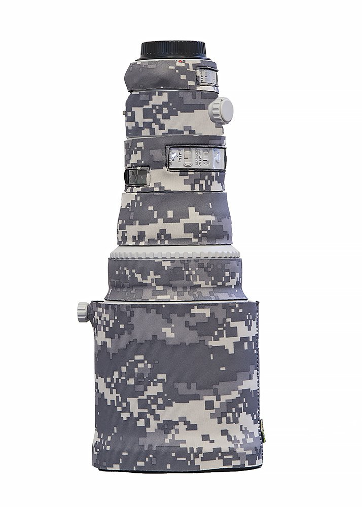 LensCoat lc400do2dc Lens Cover for Canon 400 mm DO IS II (Digital Camo)