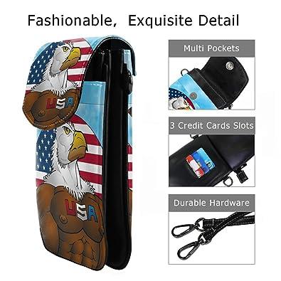 Amazon.com: American Eagle Bandera de los Estados Unidos ...