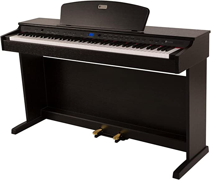 amazon com williams rhapsody 2 88 key console digital piano rh amazon com Casio Clavinova Yamaha Clavinova