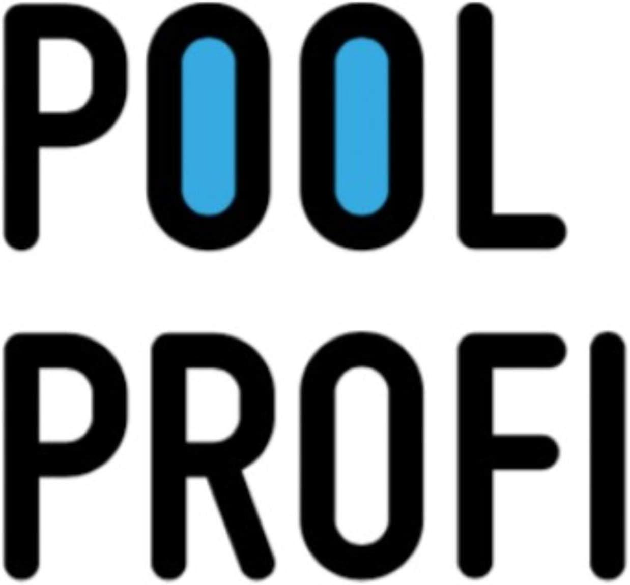Pool Folie oval 3,70m x 5,50m x 1,20m Folienst/ärke 0,5mm Lagoon mit /Überlappung Poolfolie Innenh/ülle 370 x 550 x 120 cm Stahlwandpool Ovalpool