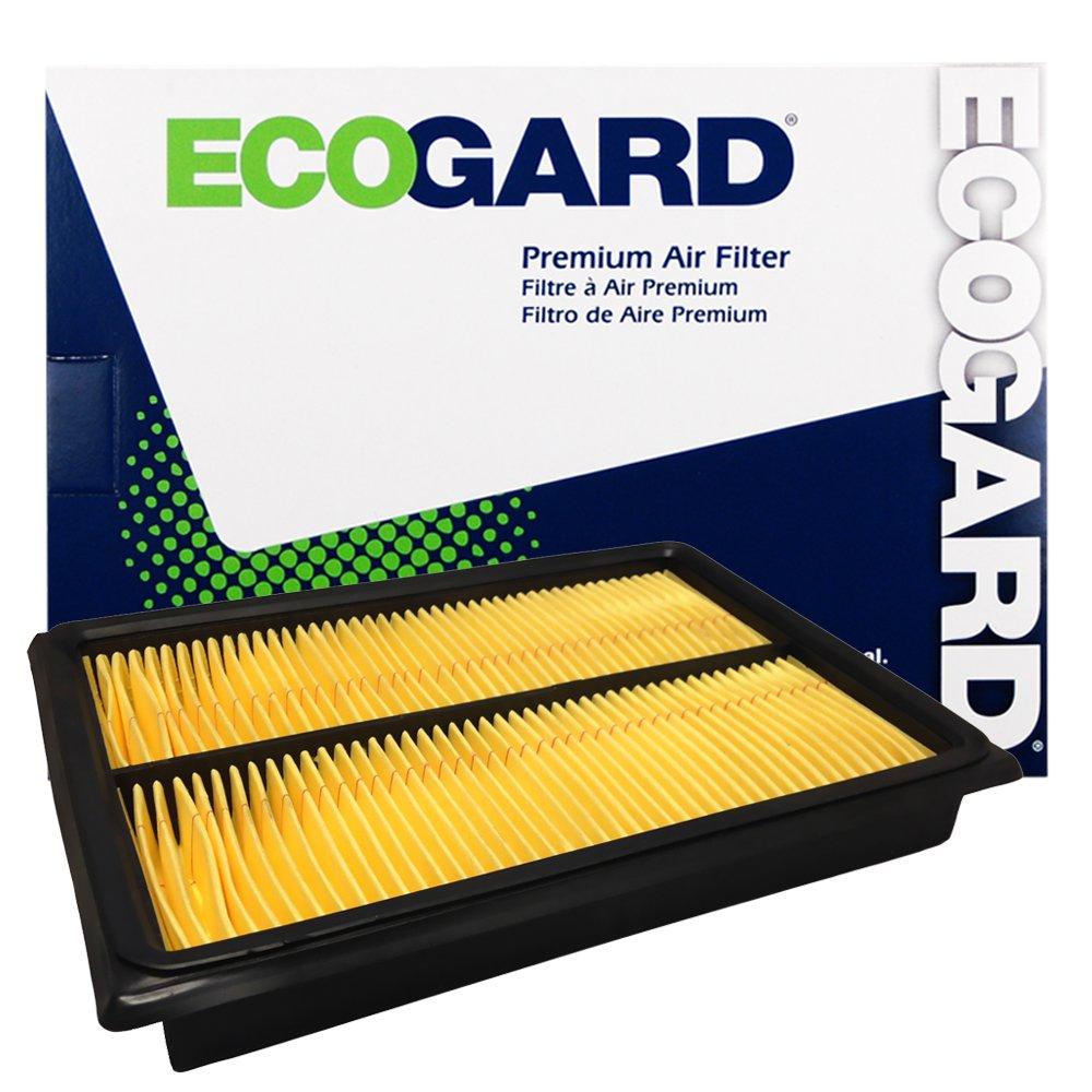 ECOGARD XA4675 Premium Engine Air Filter Fits Nissan Sentra, Rogue, Juke, Rogue Select / Infiniti FX35 / Nissan 300ZX / Infiniti Q50, QX70, FX37, M56, Q60, FX50, Q70, Q70L