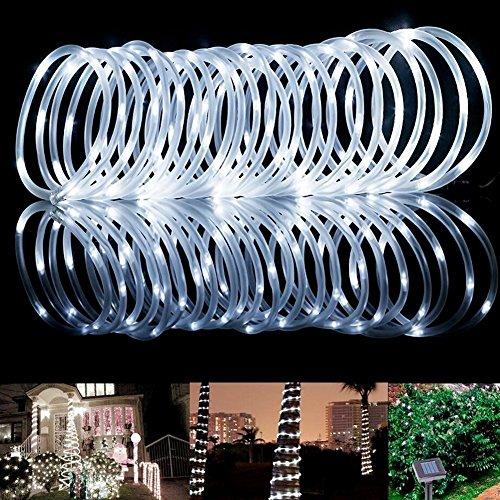 10M Solar Rope Light - 8