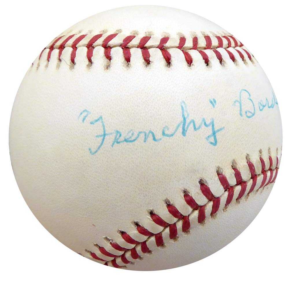 a31774f714e Frenchy Bordagary Signed Official NL Baseball Brooklyn Dodgers Memorabilia  - Beckett Authentic at Amazon s Sports Collectibles Store