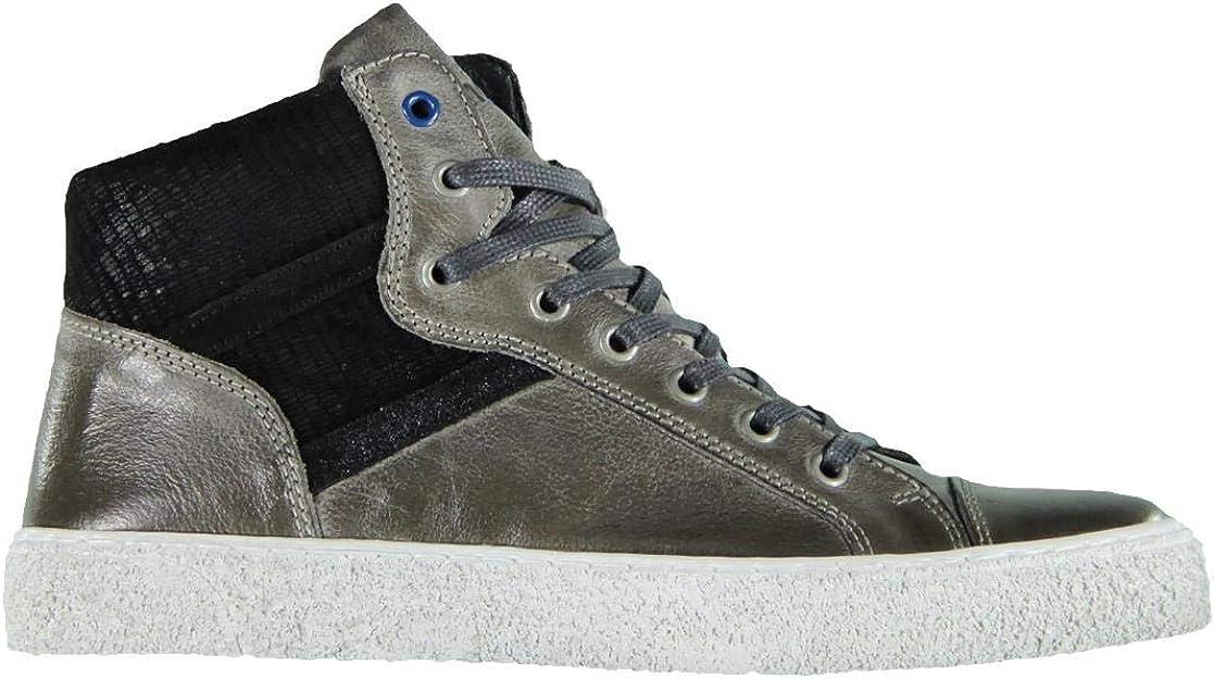 engbers Herren Sneaker high, 26078, Grau: engbers: