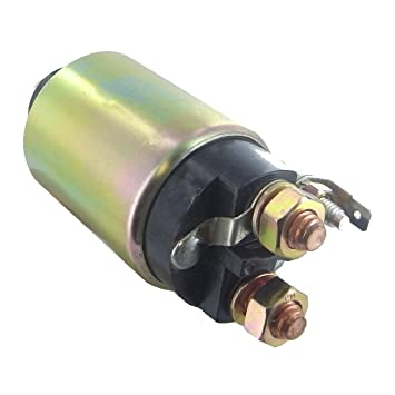 New Starter Solenoid Replacement For Ford Diesel F-Series (F250 F350) 6 0  (6 0L) 2003 2004 2005 2006 2007 7 3 (7 3L) 2001 2002 03, F450 F550 Super
