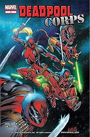 Deadpool Corps #1 (Deadpool Corps 1)