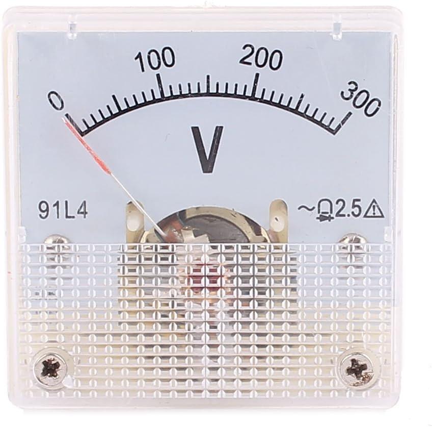 Aexit 10691L4 Outils et testeurs AC 0-300 V R/églage tension analogique panneau directe Amp/èrem/ètres Voltm/ètre M/ètre