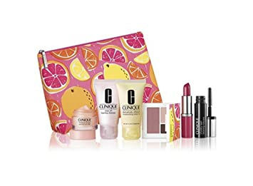 Image Unavailable  sc 1 st  Amazon.com & Amazon.com: Clinique Spring Sweet Makeup Gift Set W/Bag: Beauty