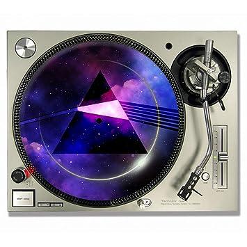 Dark Side of The Moon Galaxy DJ - Alfombrillas de vinilo ...