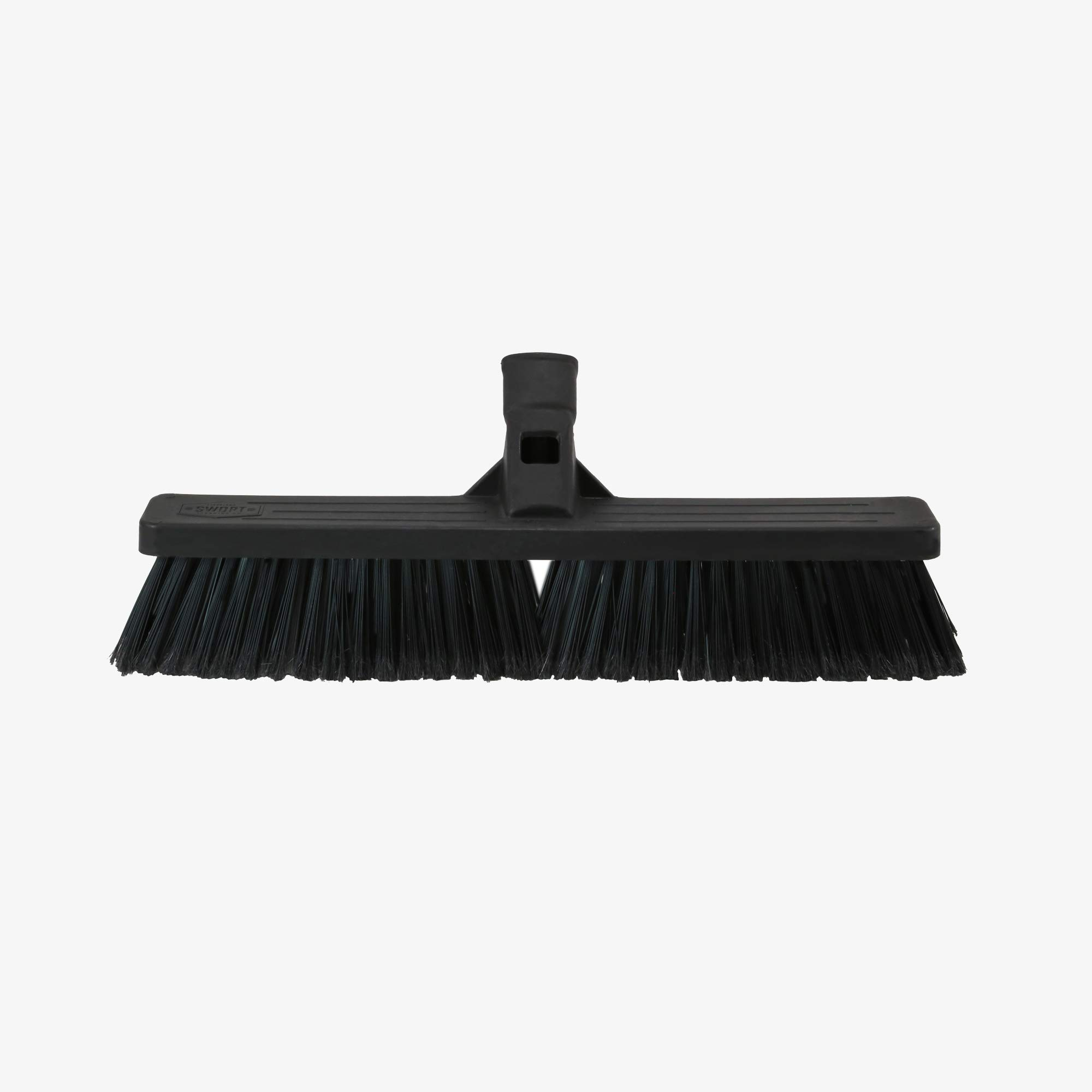 Swopt 5137C4 SWOPT 18 Standard Multi-Surface Push Broom Head, Push Broom for Indoor and Outdoor Use