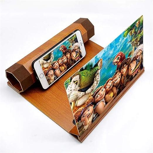 12 Lupa de pantalla de teléfono 3D, mejorada Ampliación de HD ...