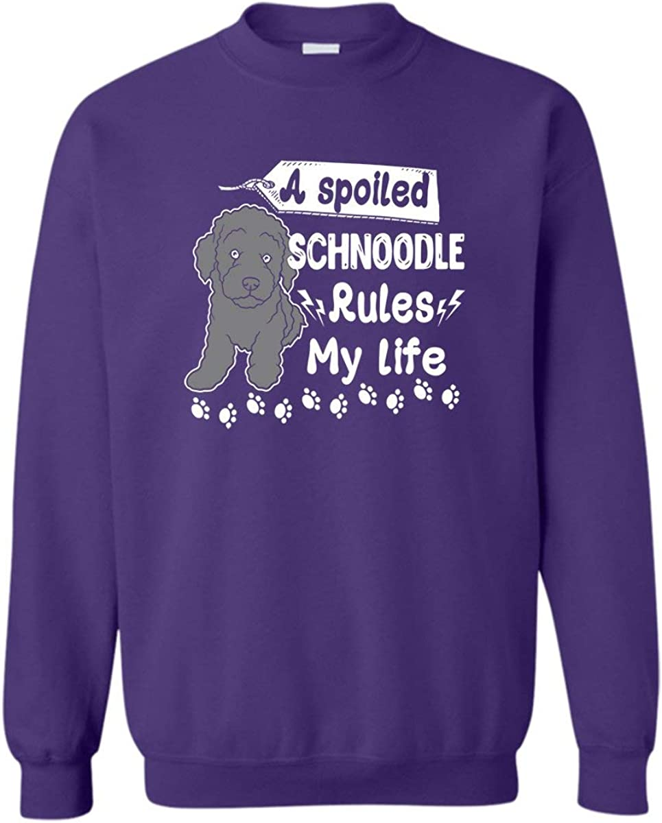 Hoodie Loves Schnoodle Tee Shirt Cool Sweatshirt