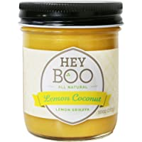 Lemon Coconut Jam - Delicious - Dairy Free - No Corn Syrup - Made in USA, 10 oz (Lemon)