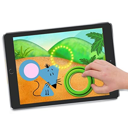 Tiggly Shapes Interactive Learning Games for Kids World tech toys