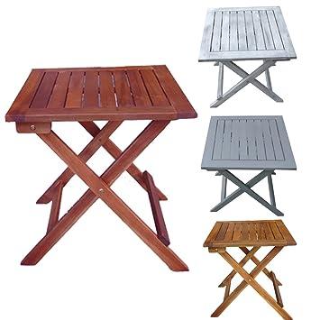 Promafit Table D Appoint Pliable En Bois Dionysos Table Basse Pliante En Bois Tables Jardin D Appoint Bois D Eucalyptus Pilant 4 Couleurs