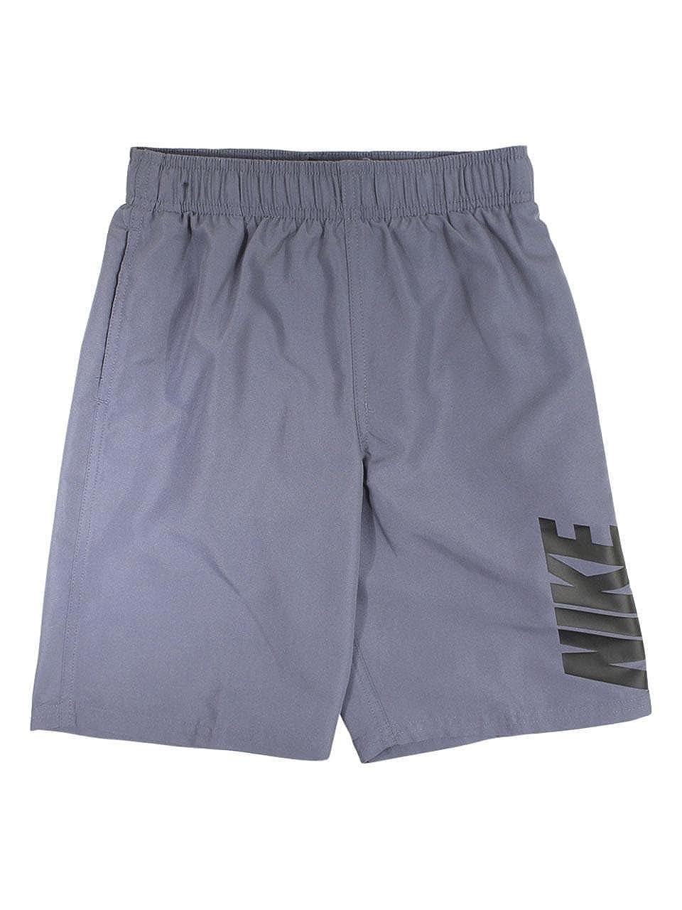 Light Carbon S Nike Big Boy's 8-inch Volley Shorts Trunks Swimwear