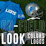 Franklin Sports Detroit Lions Kids Football Uniform