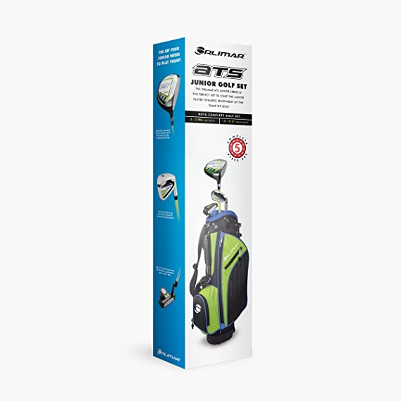 Orlimar Golf ATS Junior Boy's Golf Set with Bag
